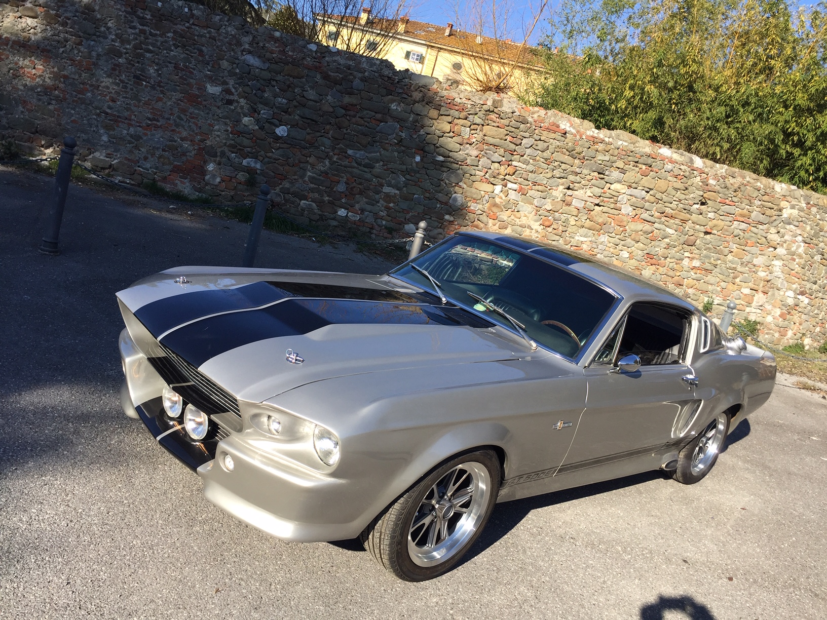 Mustang Eleanor Year